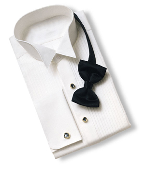 White Wing Collar