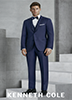 Kenneth Cole Navy Blue Thompson